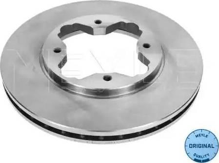 Meyle 34-15 521 0008 - Bremžu diski interparts.lv