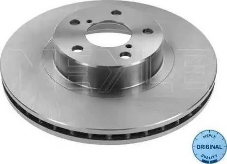 Meyle 34-15 521 0013 - Bremžu diski interparts.lv