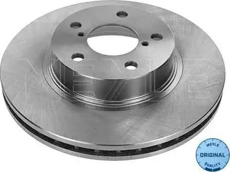 Meyle 34-15 521 0002 - Bremžu diski interparts.lv