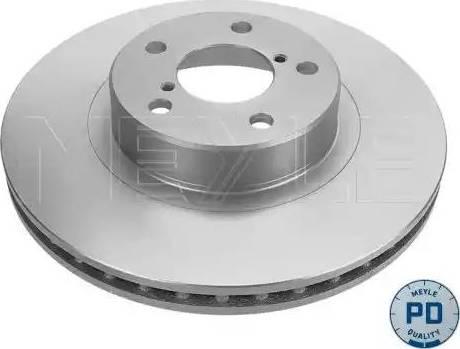Meyle 34-15 521 0013/PD - Bremžu diski interparts.lv