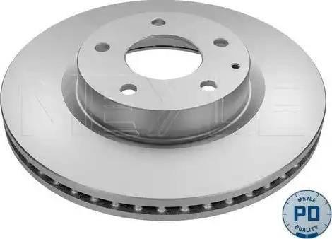 Meyle 35-15 521 0043/PD - Bremžu diski interparts.lv