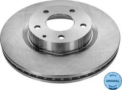 Meyle 35-15 521 0043 - Bremžu diski interparts.lv