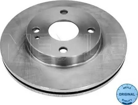 Meyle 35-15 521 0016 - Bremžu diski interparts.lv
