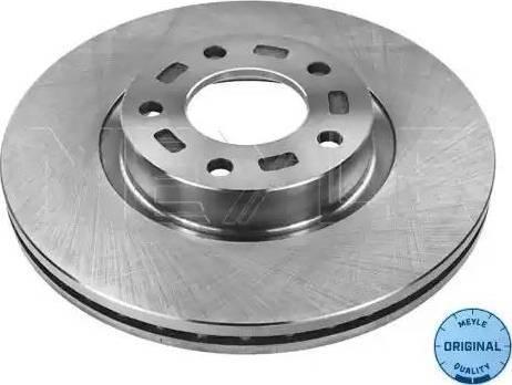 Meyle 35-15 521 0039 - Bremžu diski interparts.lv