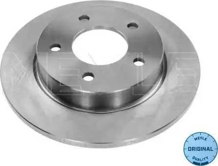 Meyle 35-15 523 0022 - Bremžu diski interparts.lv