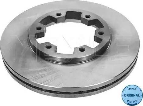 Meyle 36-15 521 0009 - Bremžu diski interparts.lv