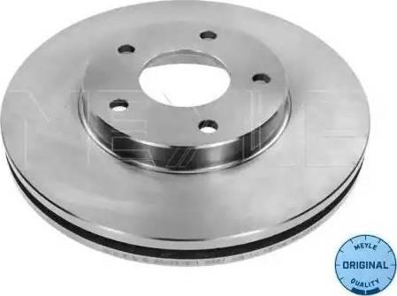 Meyle 36-15 521 0027 - Bremžu diski interparts.lv