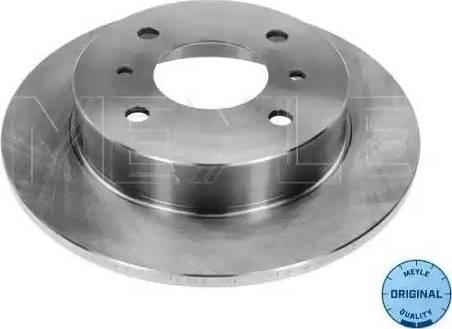 Meyle 36-15 523 0001 - Bremžu diski interparts.lv