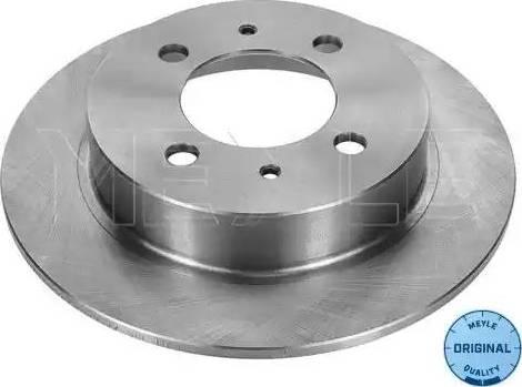 Meyle 36-15 523 0017 - Bremžu diski interparts.lv