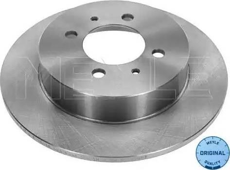 Meyle 36-15 523 0032 - Bremžu diski interparts.lv