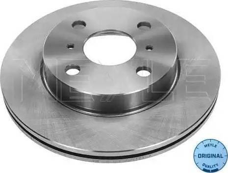 Meyle 30-15 521 0099 - Bremžu diski interparts.lv