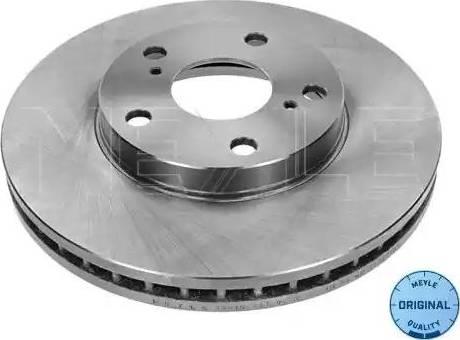 Meyle 30-15 521 0090 - Bremžu diski interparts.lv