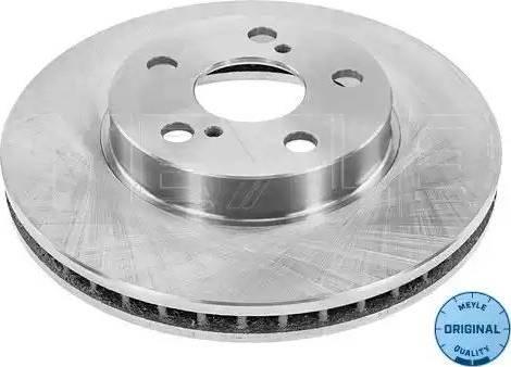 Meyle 30-15 521 0049 - Bremžu diski interparts.lv