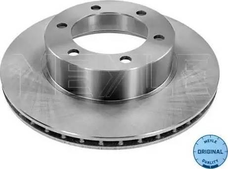 Meyle 30-15 521 0050 - Bremžu diski interparts.lv