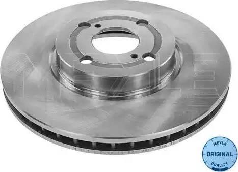 Meyle 30-15 521 0058 - Bremžu diski interparts.lv