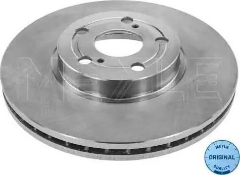 Meyle 30-15 521 0069 - Bremžu diski interparts.lv