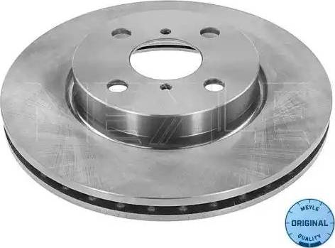 Meyle 30-15 521 0060 - Bremžu diski interparts.lv