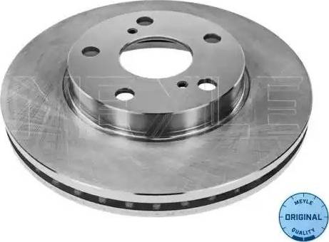 Meyle 30-15 521 0063 - Bremžu diski interparts.lv