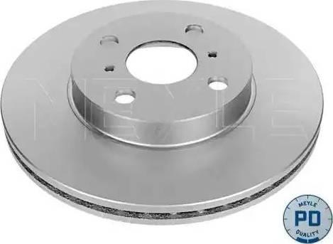 Meyle 30-15 521 0003/PD - Bremžu diski interparts.lv