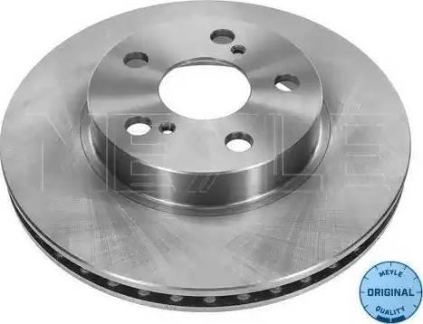 Meyle 30-15 521 0123 - Bremžu diski interparts.lv