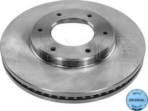 Meyle 30-15 521 0086 - Bremžu diski interparts.lv