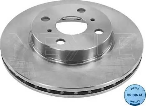Meyle 30-15 521 0035 - Bremžu diski interparts.lv