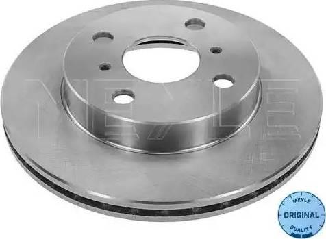 Meyle 30-15 521 0020 - Bremžu diski interparts.lv