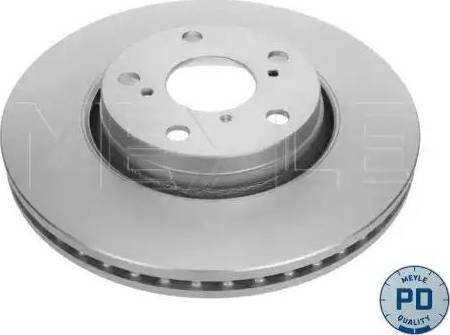 Meyle 30-15 521 0119/PD - Bremžu diski interparts.lv