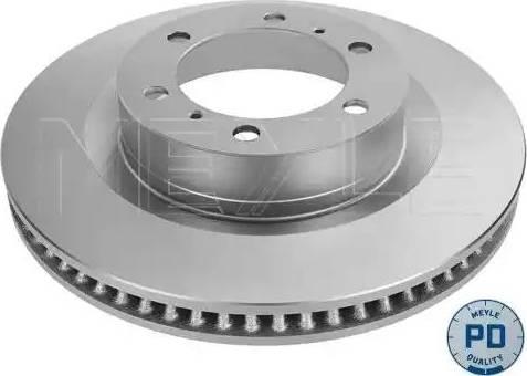 Meyle 30-15 521 0127/PD - Bremžu diski interparts.lv