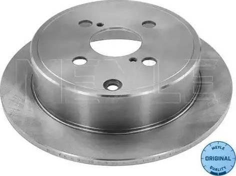 Meyle 30-15 523 0059 - Bremžu diski interparts.lv
