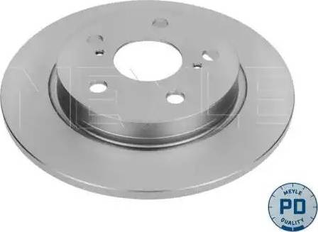 Meyle 30-15 523 0103/PD - Bremžu diski interparts.lv