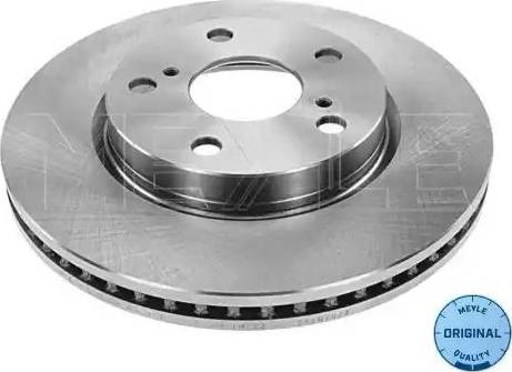 Meyle 30-85 521 0010 - Bremžu diski interparts.lv