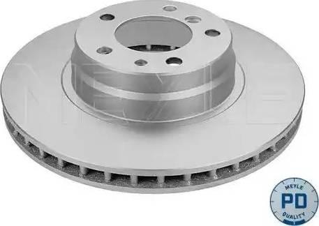 Meyle 315 521 0023/PD - Bremžu diski interparts.lv