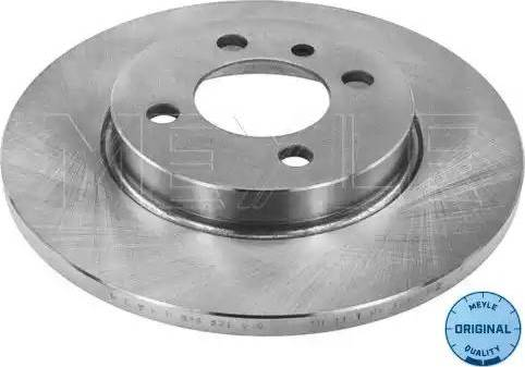 Meyle 315 521 3009 - Bremžu diski interparts.lv