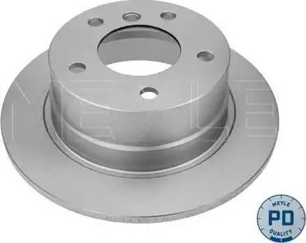 Meyle 315 523 0044/PD - Bremžu diski interparts.lv