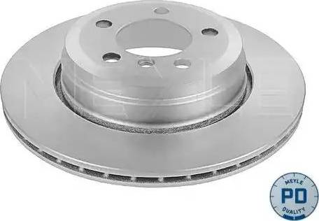 Meyle 315 523 0045/PD - Bremžu diski interparts.lv