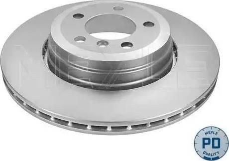 Meyle 315 523 0046/PD - Bremžu diski interparts.lv