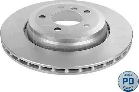 Meyle 315 523 0043/PD - Bremžu diski interparts.lv