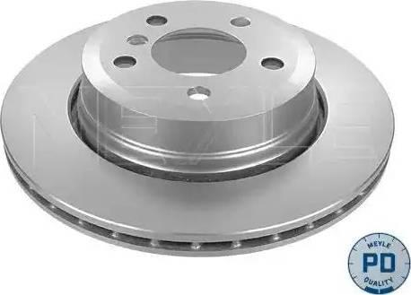 Meyle 315 523 0054/PD - Bremžu diski interparts.lv