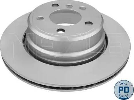 Meyle 315 523 0055/PD - Bremžu diski interparts.lv