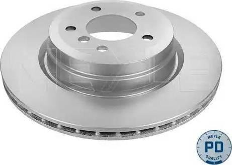 Meyle 315 523 0051/PD - Bremžu diski interparts.lv