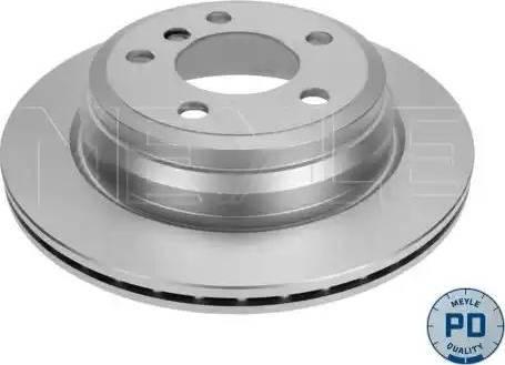 Meyle 315 523 0032/PD - Bremžu diski interparts.lv