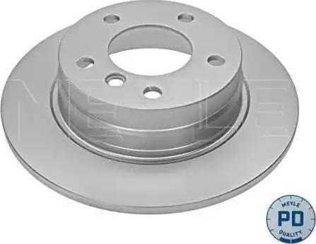 Meyle 315 523 0037/PD - Bremžu diski interparts.lv