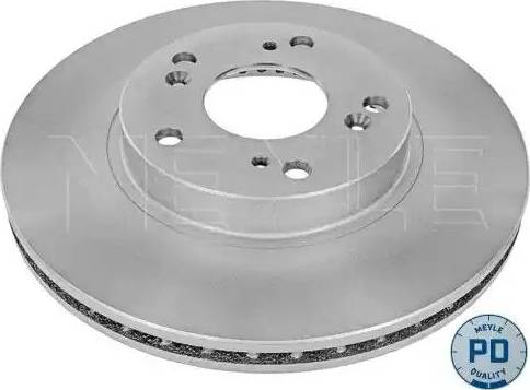 Meyle 31-15 521 0054/PD - Bremžu diski interparts.lv