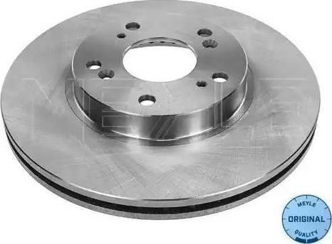 Meyle 31-15 521 0054 - Bremžu diski interparts.lv