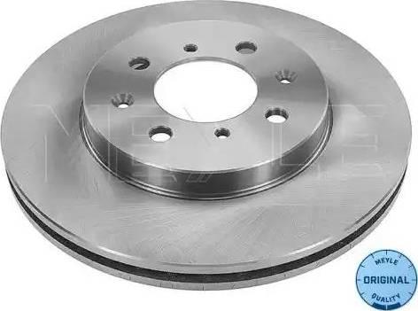 Meyle 31-15 521 0037 - Bremžu diski interparts.lv