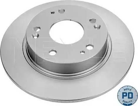 Meyle 31-15 523 0055/PD - Bremžu diski interparts.lv