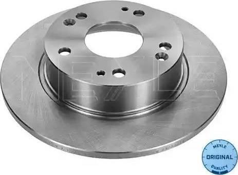 Meyle 31-15 523 0052 - Bremžu diski interparts.lv