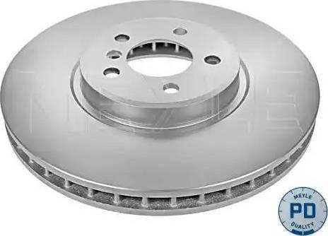 Meyle 383 521 0006/PD - Bremžu diski interparts.lv
