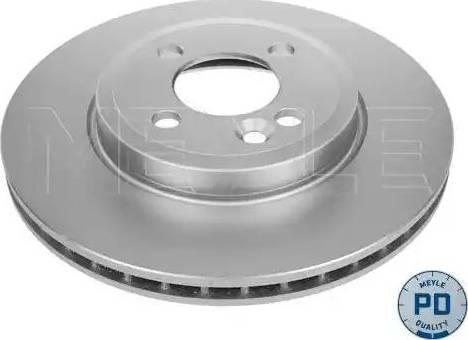 Meyle 383 521 0382/PD - Bremžu diski interparts.lv